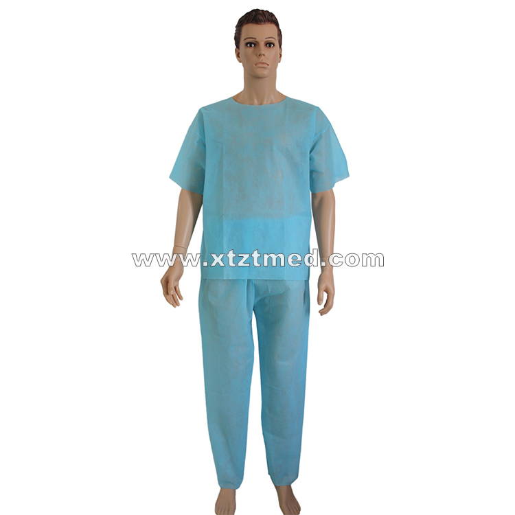 PP NonWoven Scrub Suits